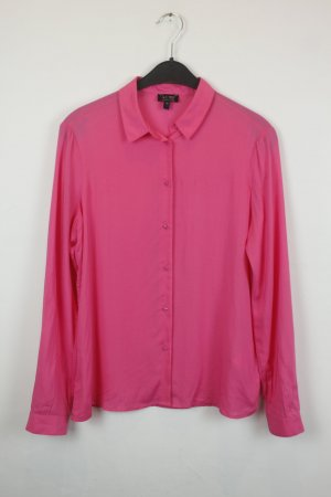 Armani Jeans Bluse ital. 40 / dt. 34 pink