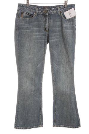 Armani Jeans Boot Cut spijkerbroek blauw casual uitstraling
