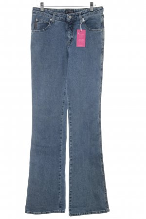 Armani Jeans Boot Cut Jeans steel blue '80s style