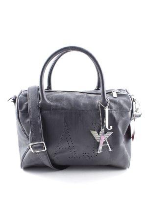 Armani Jeans Bowling Bag black classic style