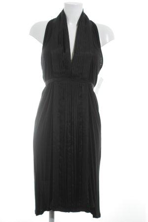 Armani Jeans Cocktailkleid schwarz klassischer Stil