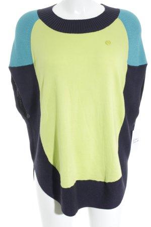 Armani Jeans Feinstrickpullunder mehrfarbig Casual-Look