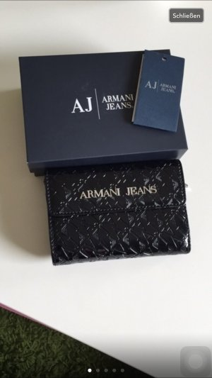 Armani Jeans Geldbeutel