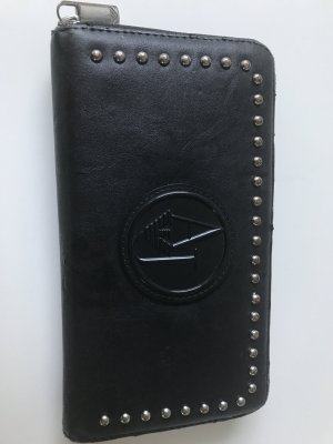 Armani Jeans geldbörse schwarz