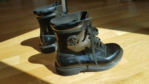 Armani Jeans Wellies black