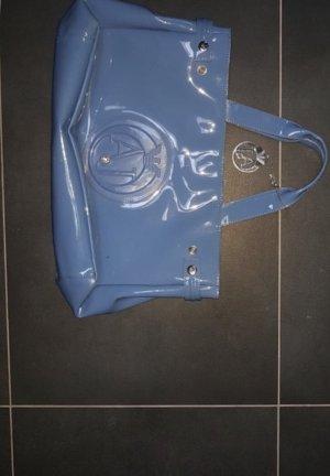 Armani Jeans Handtas neon blauw-korenblauw