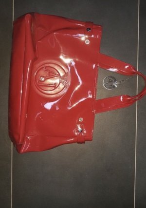 Armani Jeans Handtas rood