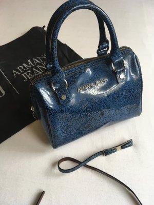 Armani Jeans Sac à main noir-bleu foncé