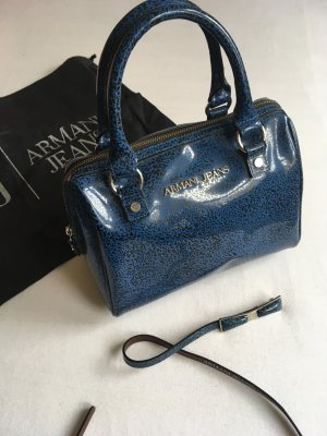 Armani Jeans Handtas zwart-donkerblauw
