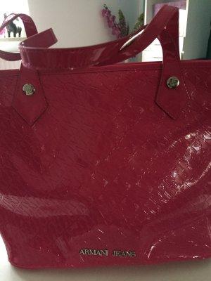 Armani Jeans Handtasche Pink