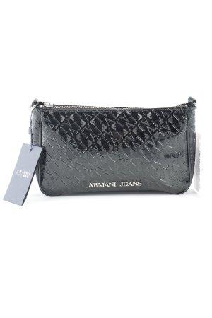 Armani Jeans Bolso negro estilo «business»