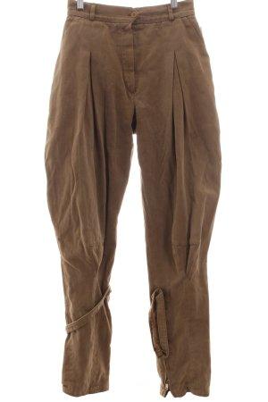 Armani Jeans hellbraun Urban-Look