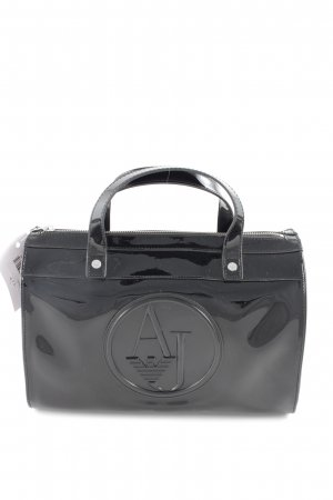 Armani Jeans Carry Bag black business style