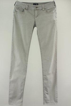 Armani Jeans Hose grau Größe 26 1710590150747