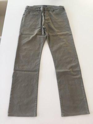 Armani Jeans Pantalon bleu cadet