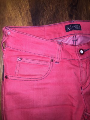 Armani Jeans Hose/Jeans rosa