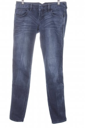Armani Jeans Low Rise Jeans blue jeans look