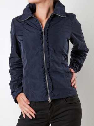 Armani Jeans Jacke dunkelblau