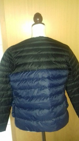 Armani Down Jacket dark blue-blue