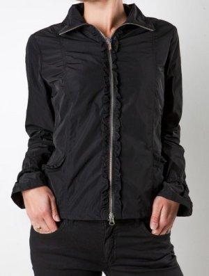 Armani Jeans Jacke schwarz