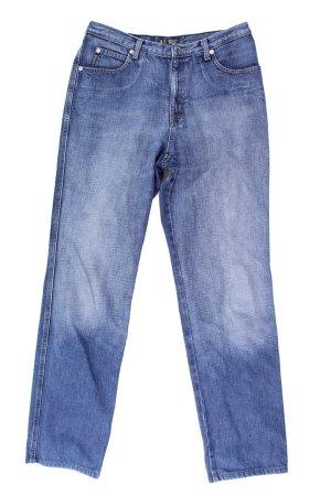 Armani Jeans Boyfriend jeans staalblauw