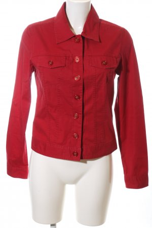 Armani Jeans Jeanshemd rot Business-Look
