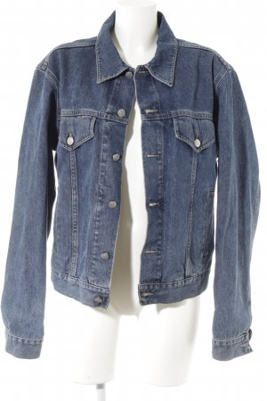 Armani Jeans Denim Jacket blue casual look