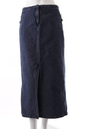 Armani Jeans Jeansrock blau