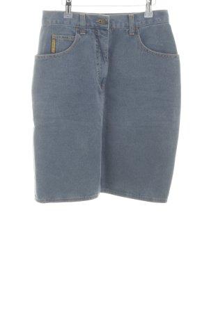 Armani Jeans Spijkerrok blauw Jeans-look