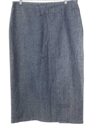 Armani Jeans Jeansrock dunkelblau Casual-Look