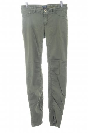 Armani Jeans Jeggings khaki Casual-Look