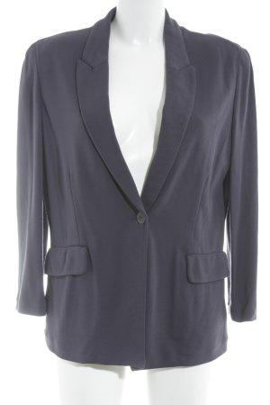 Armani Jeans Jersey Blazer dark blue casual look