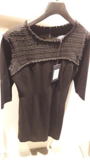 ARMANI JEANS - Jerseykleid schwarz Herbst/Winter 2017