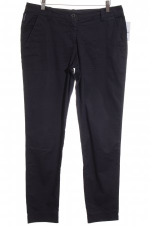 Armani Jeans Karottenhose dunkelblau schlichter Stil