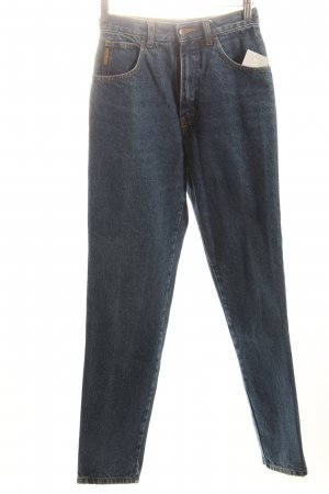 Armani Jeans Karottenjeans dunkelblau