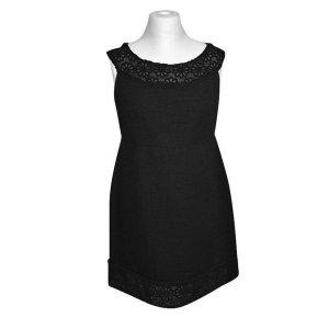 Armani Jeans Kleid, Kleine Schwarze, Gr. 36-38
