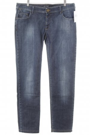 Armani Jeans Marlene jeans leigrijs casual uitstraling