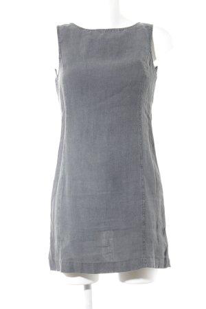 Armani Jeans Minikleid graublau 90ies-Stil