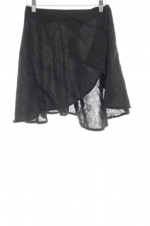 Armani Jeans Miniskirt black casual look