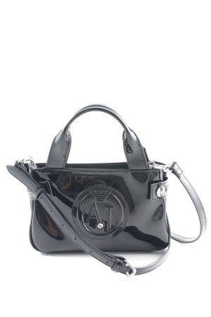 Armani Jeans Mini Bag black elegant