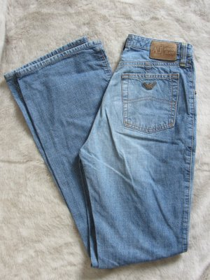 Armani Jeans Jeans bleu azur