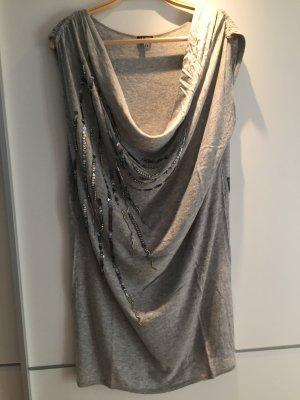 Armani Jeans Oberteil mit Pailletten