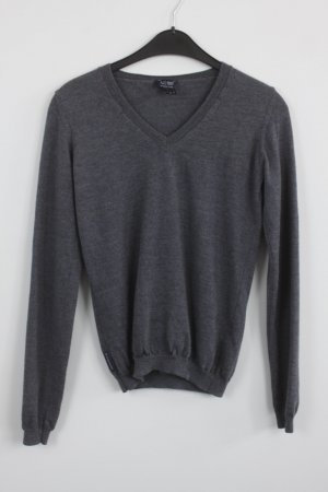 Armani Jeans Knitted Sweater grey