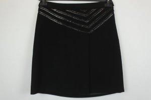 Armani Jeans Rock High Waist Rock Gr. 34 schwarz