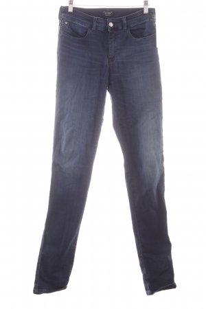 Armani Jeans Tube jeans donkerblauw Jeans-look