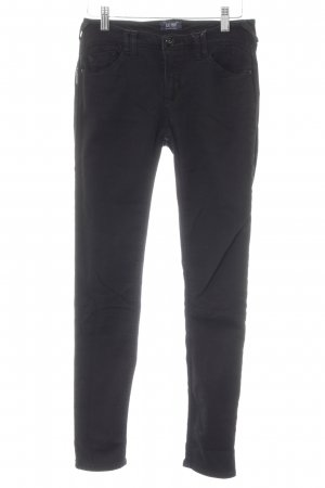 Armani Jeans Tube Jeans black casual look