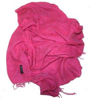 ARMANI Jeans SCHAL pink