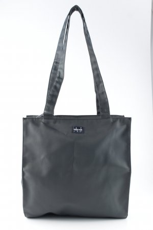 Armani Jeans Shoulder Bag grey casual look