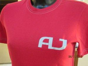 Armani Jeans Shirt rood