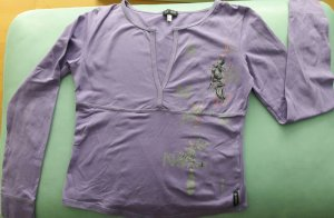Armani Jeans Shirt lila Gr.38